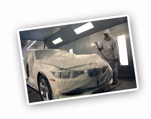 auto body paint shop las vegas