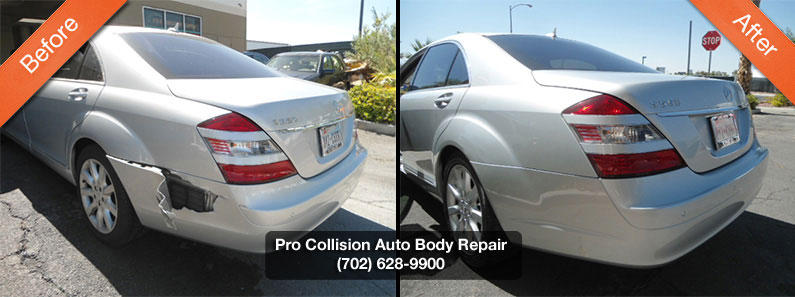 Examples Of Auto Body Repair Pro Collision Center