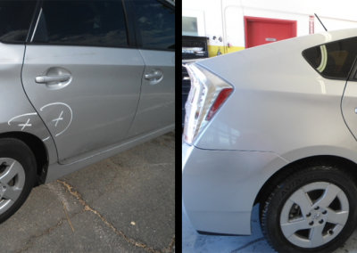 prius body repair shop