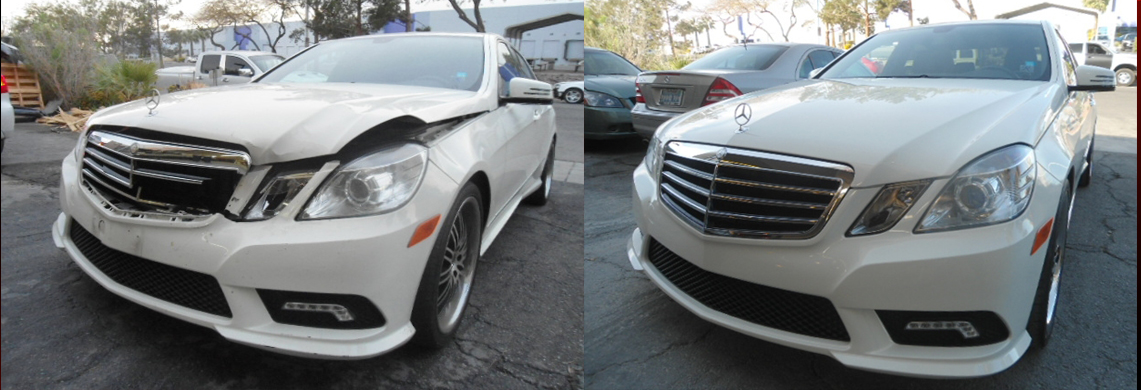 Certified Mercedes Body Shop | Pro Collision Center