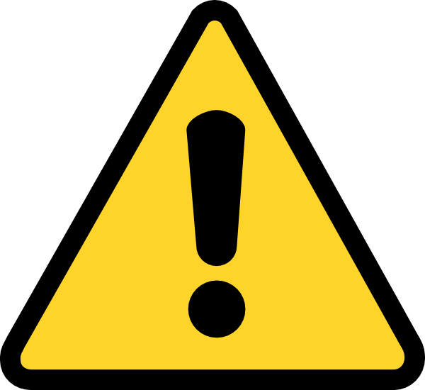 auto body repair process warning