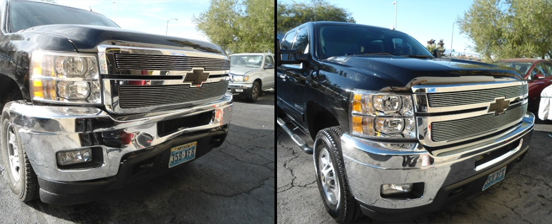 Certified Chevrolet Body Shop