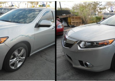 Acura Before After