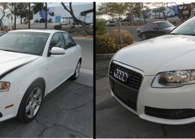 Audi Before After