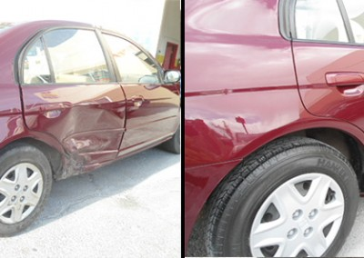 Civic Before After