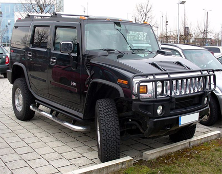 I-Car Certified Hummer Auto Body Shop